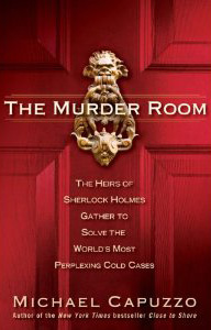 The Murder Room Book Cover