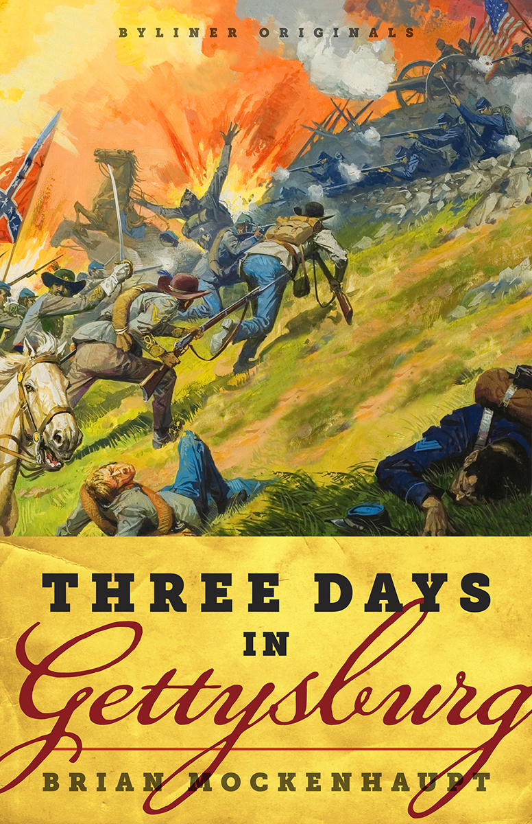 Three Days in Gettysburg