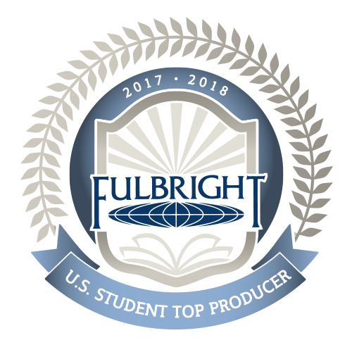 Fulbright Badge