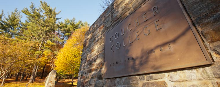 Goucher Cornerstone