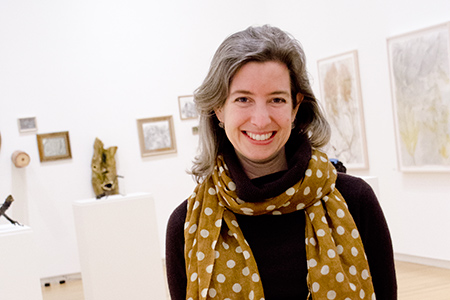 Image associated with Professor April Oettinger awarded fellowship at National Gallery of Art news item