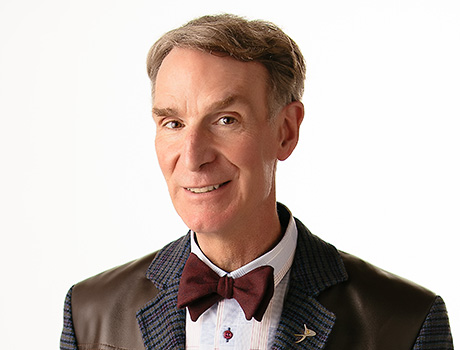 Image associated with Bill Nye the Science Guy will be 2019 Commencement speaker news item