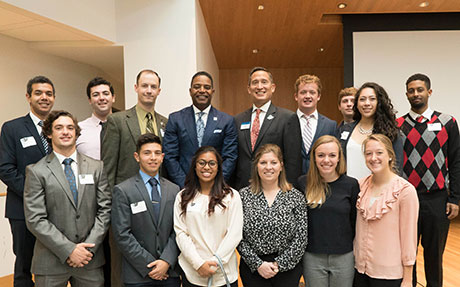 Image associated with Goucher College Business Circle Welcomes BGE CEO Calvin Butler news item