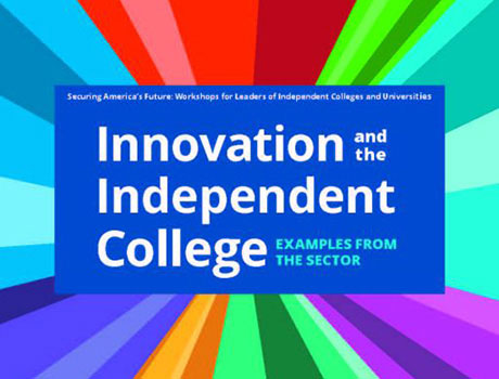 Image associated with Goucher's New Curriculum Included in Inside Higher Ed news item