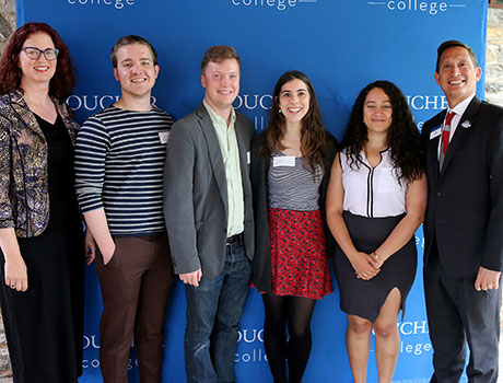 Image associated with Goucher College is a Top Producer of Fulbright U.S. Students news item