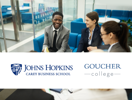 Image associated with Goucher and Johns Hopkins announce dual degree program news item