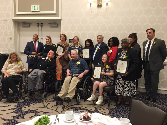 Image associated with Baltimore County Recognizes Goucher Student with Award news item