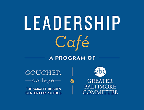 Image associated with Goucher College and Greater Baltimore Committee launch Leadership Café with Gov. Larry Hogan news item