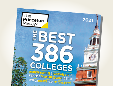 Image associated with Goucher College featured in The Princeton Review's