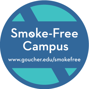 Image associated with Goucher College Now Smoke-Free news item