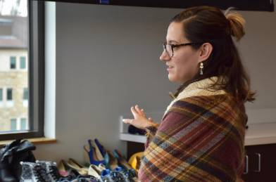 Image associated with Gender Affirming Closet gives Goucher students room to explore news item