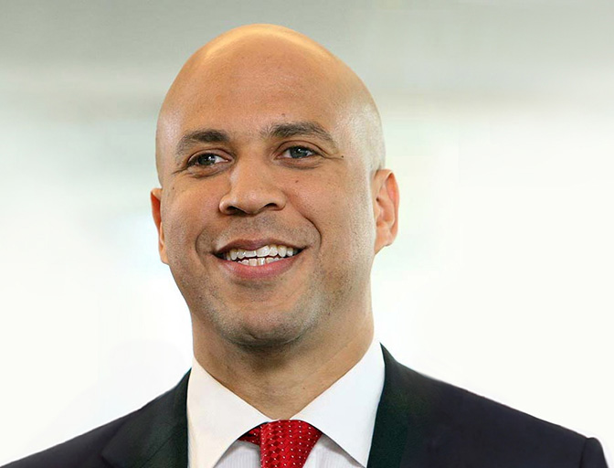 Image associated with Sen. Cory Booker addressed Goucher College Class of 2020 news item
