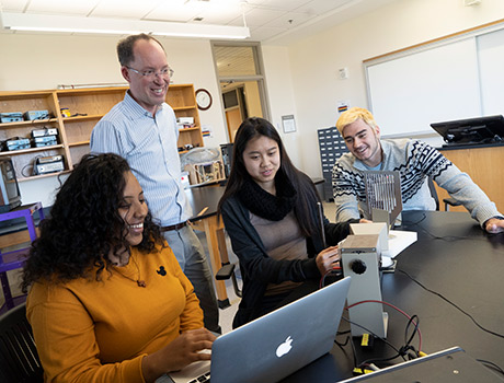 Image associated with Goucher College announces eight new majors news item